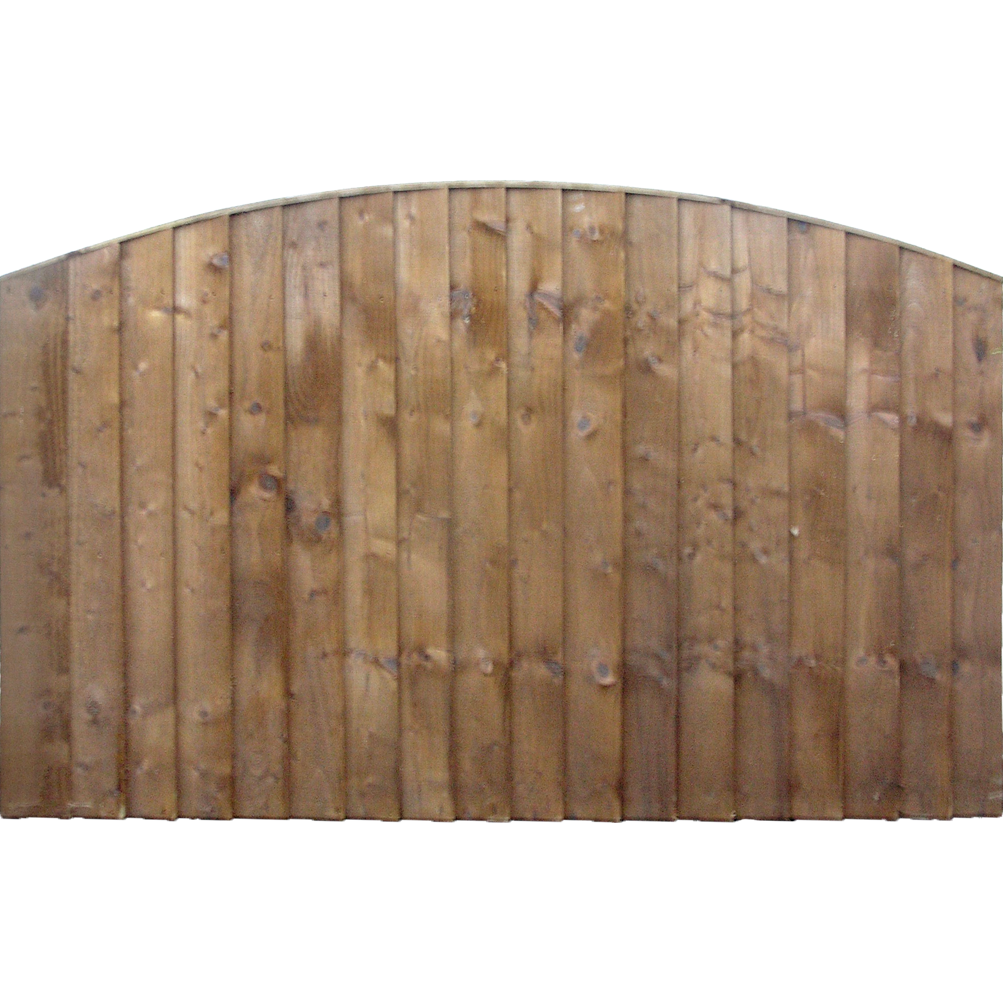 Dome top fence panels derby ascot fencing derby dome top fence panel baanklon Image collections