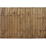 Flat Top Fence Panels