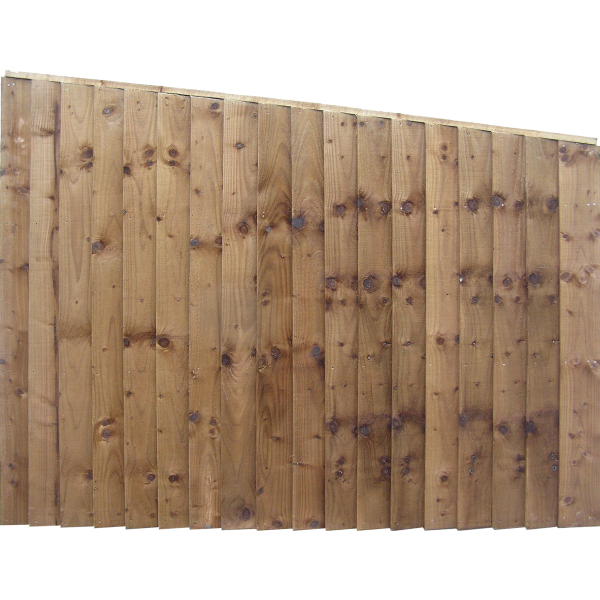 Transitional Fence Panel
