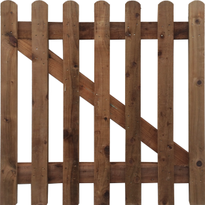 Palisade Gate - Front