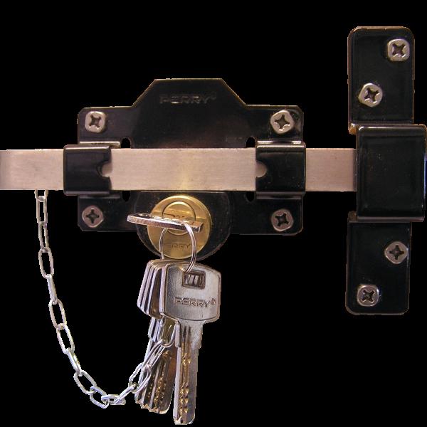 Long Throw Gate Lock